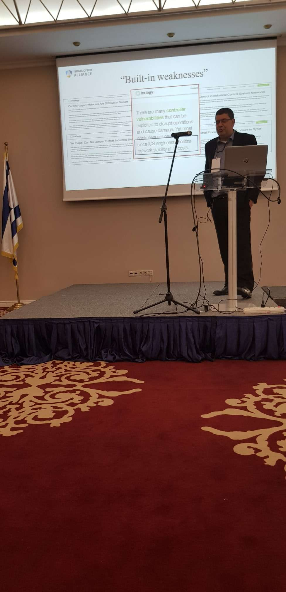 BEIA CONSULT Our company participates in ROMANIA – ISRAEL CYBER